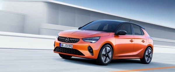 2020 Opel Corsa-e Revealed WIth 136 HP and 330-Kilometer Range