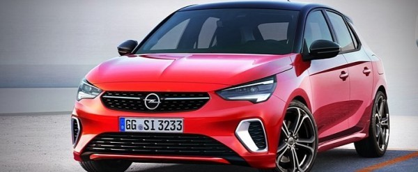 2020 Opel Corsa GSi Rendering Looks Cool, Won't Happen Without Electric Engine