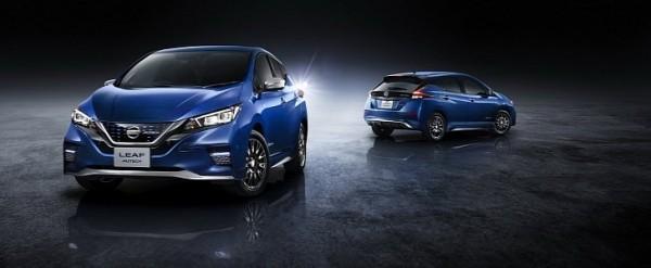 Nissan Leaf Autech Is Exclusive To Japan