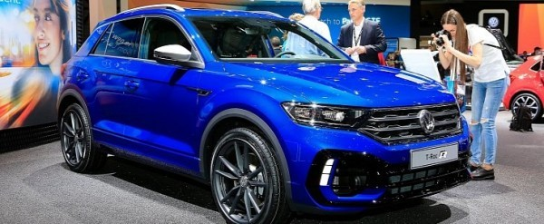 VW Wants T-Roc With 245 HP Hybrid Engine, Could Be the R Version