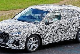2020 Audi Q3 Sportback Won't Be Sold In the United States