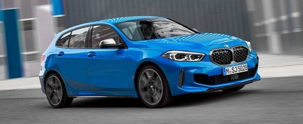 2020 BMW 1 Series Hatchback Debuts With 2.0-liter Turbo Engine In M135i xDrive