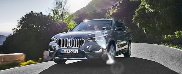 2020 BMW X1 Breaks Cover with Larger Grille and the Promise of a Plug-in Hybrid