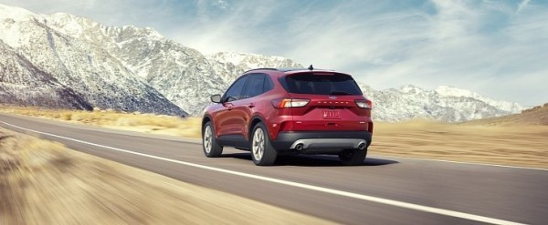 2020 Ford Escape Priced At $25,980, It's $780 More Expensive Than Before