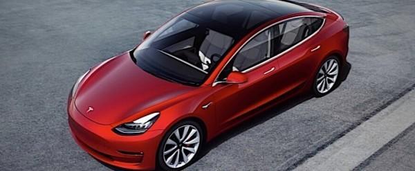 Tesla Starts Entry-Level Model 3 Deliveries, The Standard Range Plus Is Better
