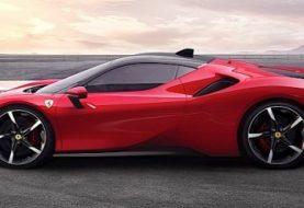 2020 SF90 Stradale PHEV Shocks with the Most Powerful V8 Ferrari Engine Ever