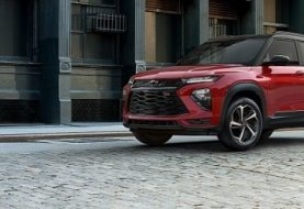 Chevrolet Trailblazer Returns to the U.S. in 2020, Official Images Released