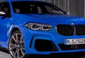 "YouTube Artist ""Fixes"" 2020 BMW 1 Series Front End Design"