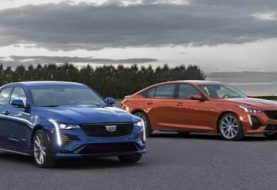 Cadillac Reveals CT4-V With 320-HP 2.7L and CT5-V With 355-HP V6