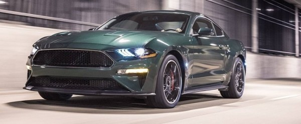 2020 Ford Mustang Bullitt Price Increased By $1,215