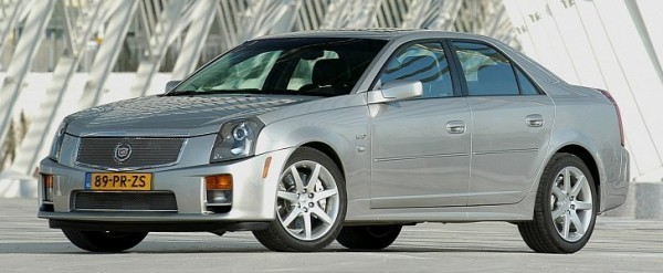 Cadillac Celebrates 15 Years Since the V-Series Was Introduced