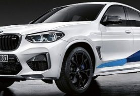 2020 BMW X3 M and X4 M Get Extra Mean with Exclusive M Performance Parts