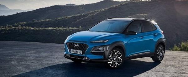 2020 Hyundai Kona Hybrid Joins European Lineup