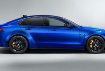 Jaguar XE SV Project 8 Loses Rear Wing To Become the XE SV Project 8 Touring