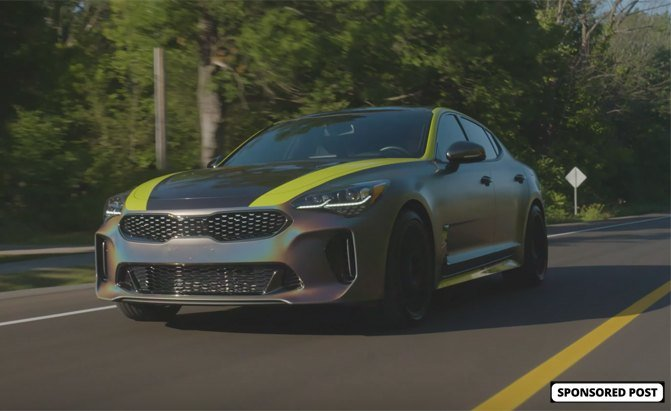 Learn Why This Kia Owner Fell in Love with the Kia Stinger