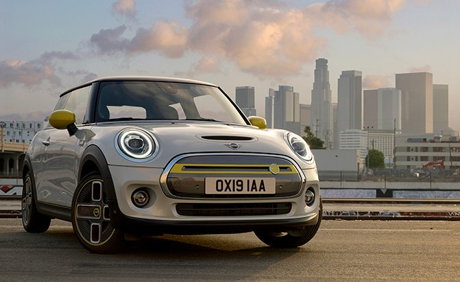 MINI Cooper SE Electric Car Priced from $29,900
