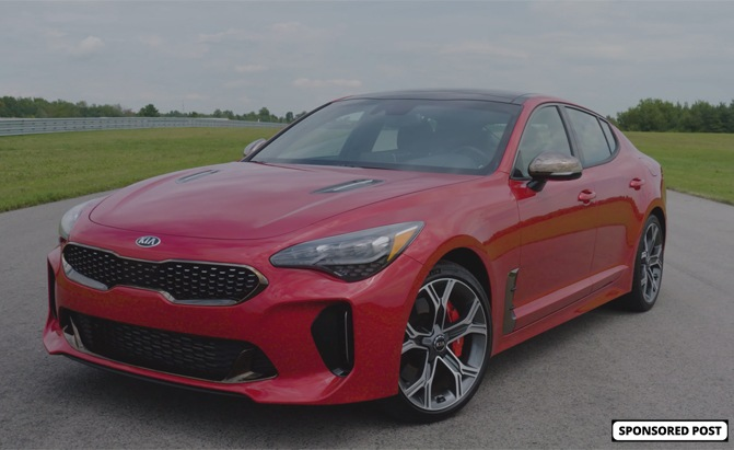 5 Reasons People Who Know Cars Choose the Kia Stinger