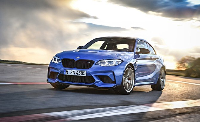New 2020 BMW M2 CS is a 444 HP Farewell to Current 2 Series