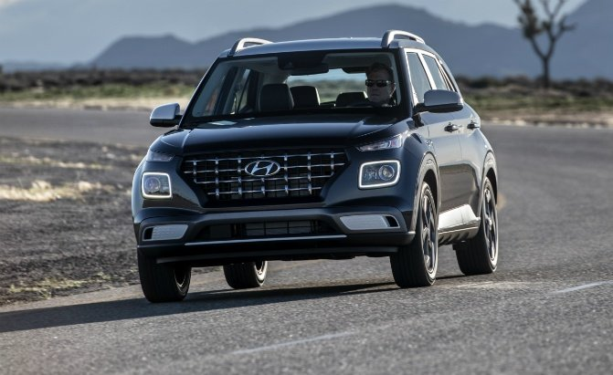 2020 Hyundai Venue Pricing Revealed, Entry Level SUV Starts At $17,250