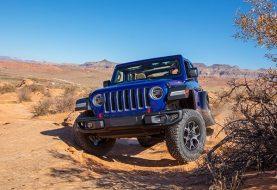 2020 Jeep Wranger EcoDiesel Packs Big Torque