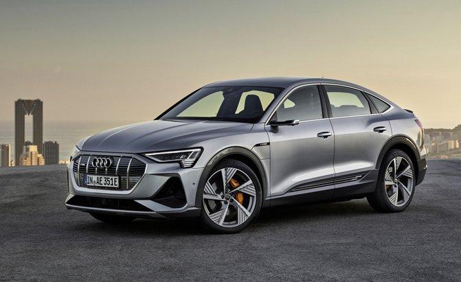 Audi Gives the E-Tron a Sportback Variant
