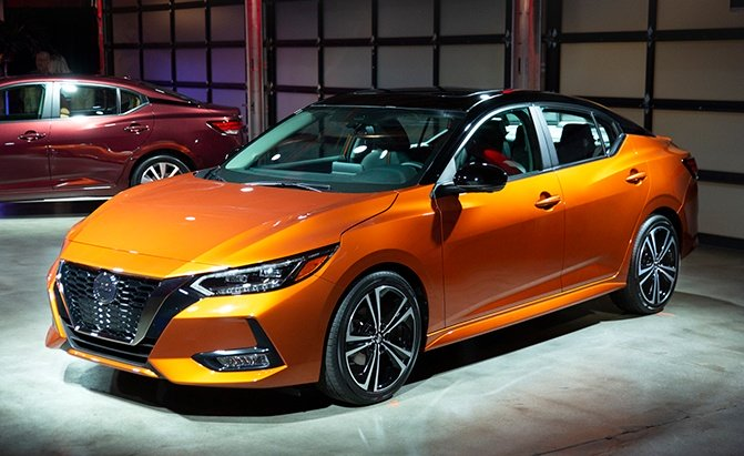 2020 Nissan Sentra Brings Big Car Looks to Compact Sedan Class