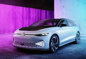 Volkwagen Crosses Back Over With Very Wagon ID. Space Vizzion Concept