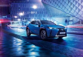 2021 Lexus UX300e is Brand's First All-Electric Model