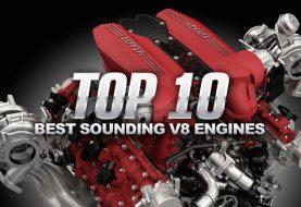 Top 10 Best Sounding V8 Engines