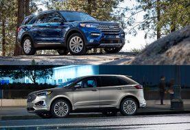 2020 Ford Edge vs 2020 Ford Explorer Comparison