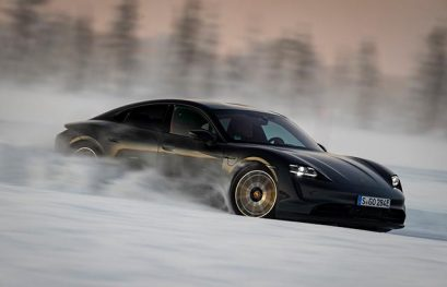 2020 Porsche Taycan 4S Review: First Drive