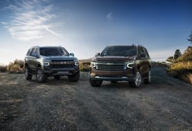 Chevrolet Reveals 2021 Tahoe and Suburban