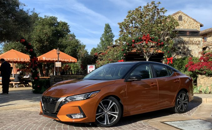 2020 Nissan Sentra First Drive Review