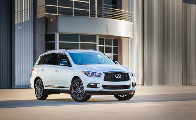 2020 Infiniti QX60 First Drive Review