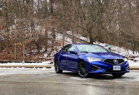 2020 Acura ILX A-Spec Review