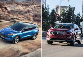2020 Ford Escape vs 2020 Ford Edge Comparison