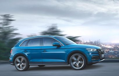 2020 Audi Q5 Plug-In Hybrid Offers 20 Miles of EV-Only Range