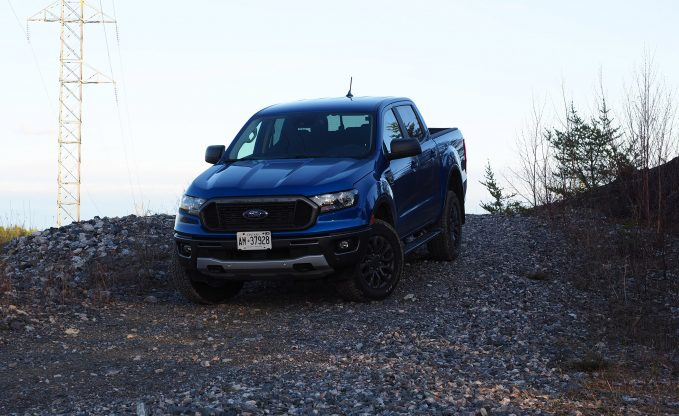 2020 Ford Ranger FX4 Review