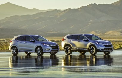 Honda CR-V vs Honda HR-V: Which Crossover is Right for You?