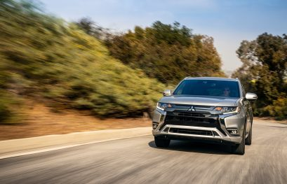 2021 Mitsubishi Outlander PHEV Getting Larger 2.4-Liter Engine, Bigger Battery