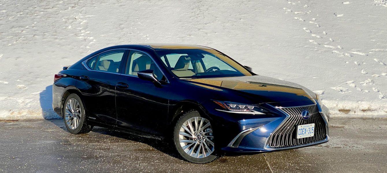 2020 Lexus Es 300h Review Autoafterworld