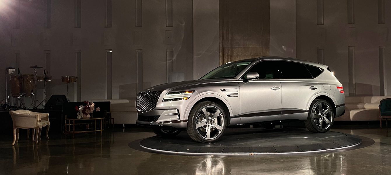 2021 Genesis GV80 Revealed in North America: 5 Things You Need to Know