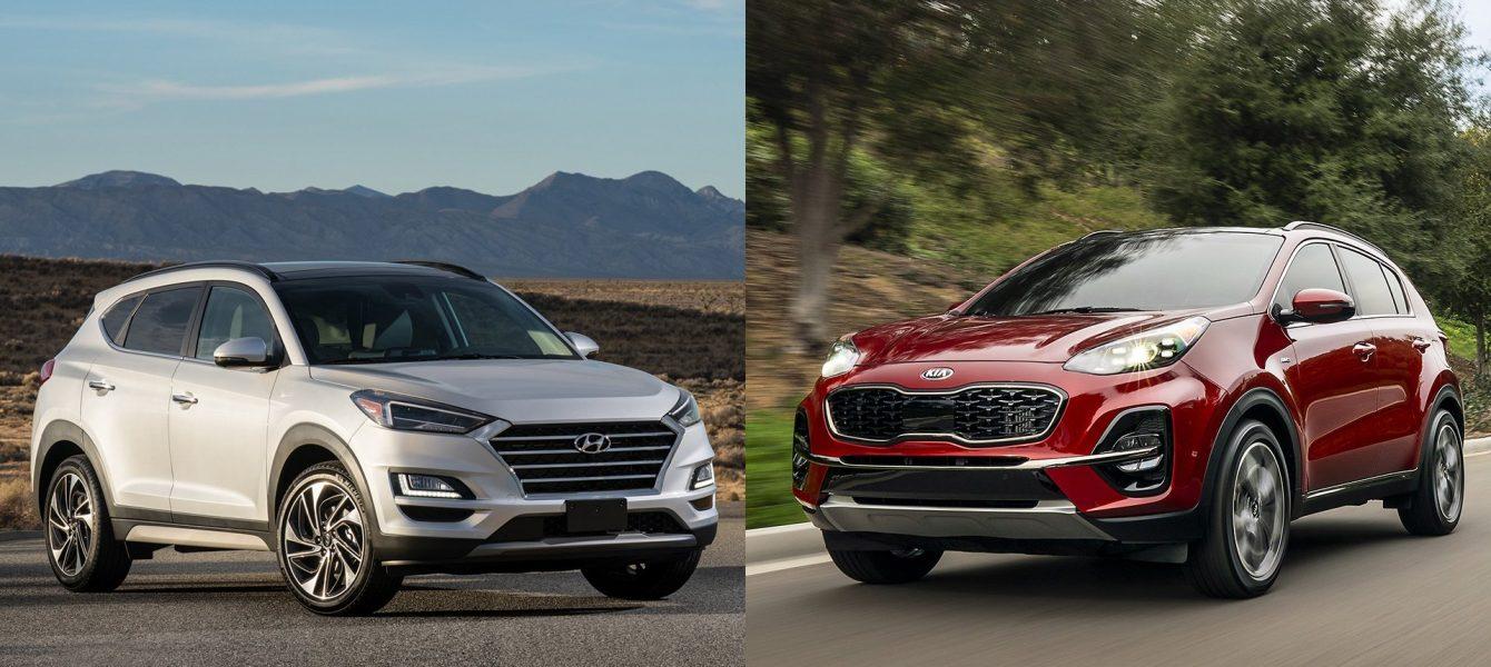 Hyundai Tucson vs Kia Sportage Comparison: Which One is Right for You?