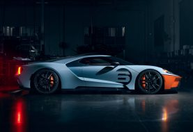 2020 Ford GT Gets a Power Bump to 660 HP