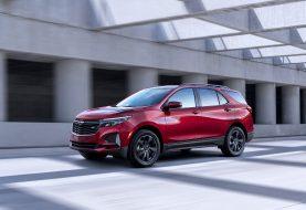 2021 Chevrolet Equinox Blazes a Familiar Styling Path