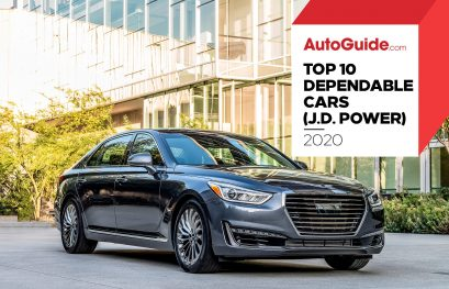 Top 10 Most Dependable Automakers of 2020 According to J.D. Power