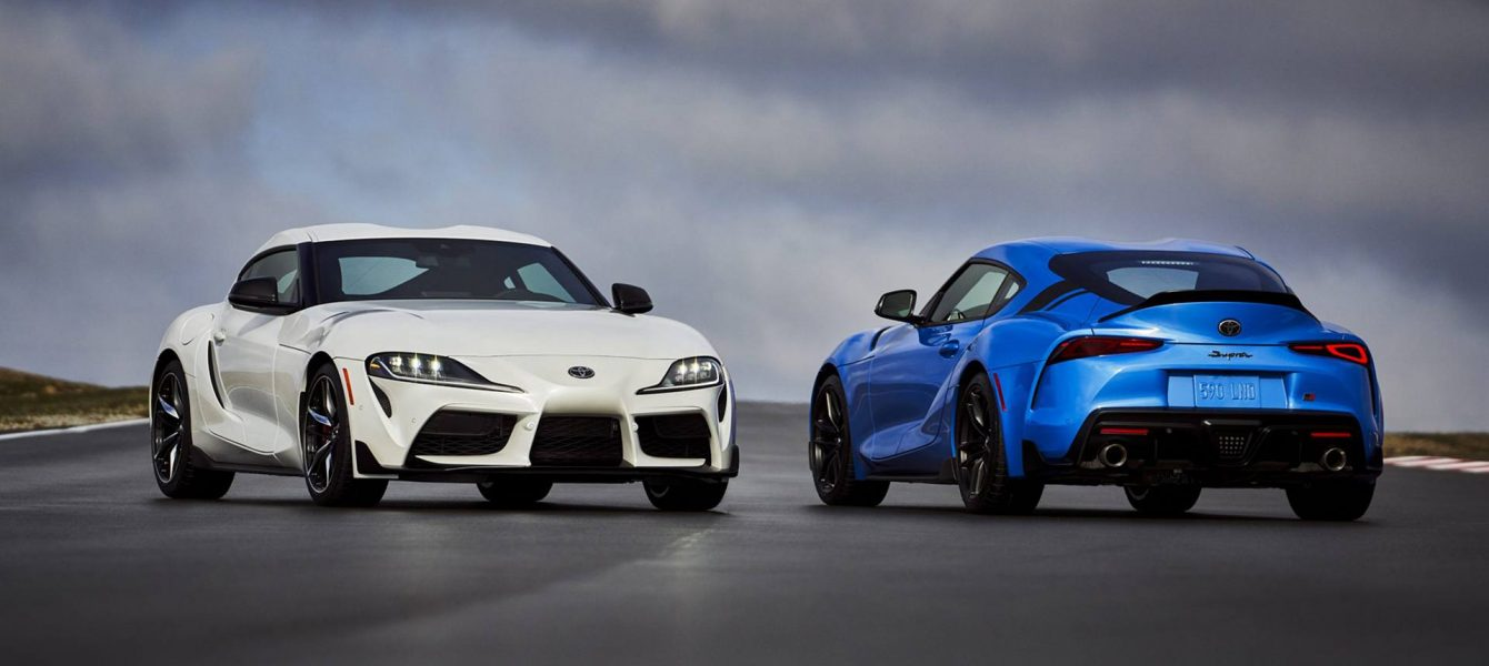 2021 Toyota GR Supra Adds More Power, New Entry-Level Four-Cylinder