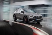 2021 Mercedes-AMG GLA45 Returns as Powerful Pint-Sized SUV