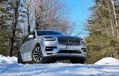 2020 Volvo XC90 T8 Review