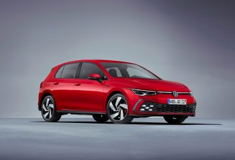 2021 Volkswagen Golf GTI Evolves With 242 HP Eighth Generation